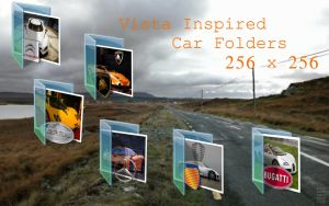 Vista Inspired Car Folders by centpushups