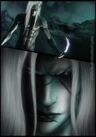 Inure/Kailis (Experimental Pages) by Cristole