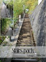 Stairs package by Meltys-stock