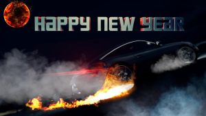 Happy New Year #2 by sk3tchhd