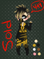 Visual Kei Adopt {CLOSED} by Chezzi-Chan