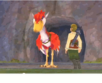 LoZ: Link and Bird GIF by W1n5t0n114