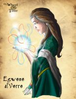 The Wheel of Time: Egwene by darlinginc