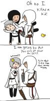 Altair and Prussia by pinaki93