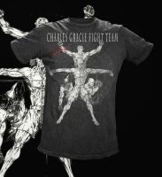Charles Gracie Fight Team by samurai30