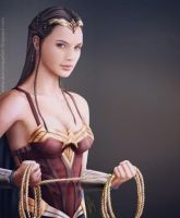 Wonder Woman (Gal Gadot) by dominiquefam