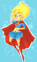 SuperGirl by zamii070