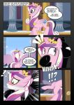 Contained Cadance p1 by radiantrealm
