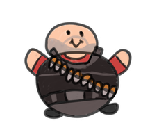 Tiny Heavy by EarthlyFlyer