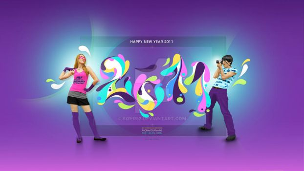 Wallpaper 2011 by sizer92