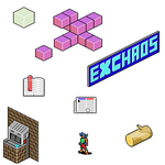 Pixel art: practise pieces by ExplainableChaos