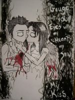 My heart your hands by Dont-Cry-Emo