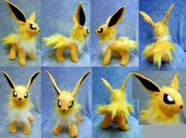 Jolteon (up for sale) by Rens-twin