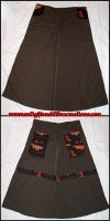 Star Wars VADER  Phat Pants by RedheadThePirate