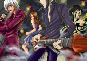 SMT: Nocturne Band by K-Fuyu by The-SMT-Club
