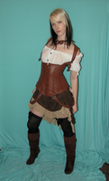 Steampunk Gypsy Stock 1 by KristabellaDC3
