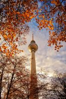 TV Tower by Ollidoro