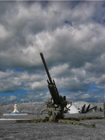 Artillery Normandie by RichardRH