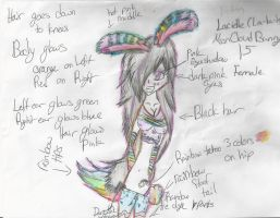New Character:: Lacielle by Tom-and-Rashu