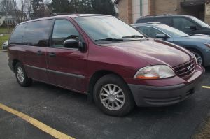 (1999) Ford Windstar LX by auroraTerra
