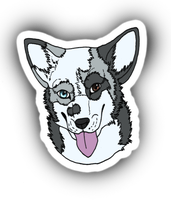 Sticker - Charlie by johndimplechester