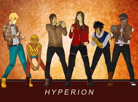Hyperion Judges - A-CHA by Siate