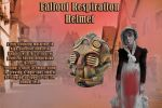 Fallout Respiration Helmet by nemesisnow23