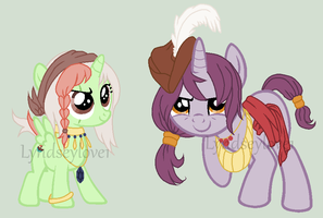 .:{Pirate Pony Adopts!}:. by DaintySparkles
