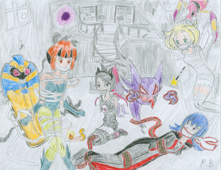 THIS is Halloween by PokeCaptor11