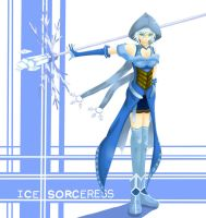 Ice Sorceress - FEZ Contest by ZantetsumarU