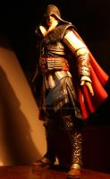 Ezio Master Assassin Figure 02 by Vladsnake