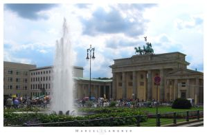 'Brandenburger Tor' by lamarc