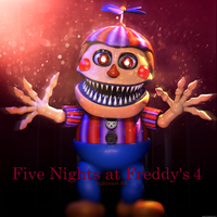 Nightmare BB by GamesProduction