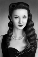 Old Hollywood Days by Santa-Evita