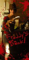 Freddy's Prodigy by RagdollStiches