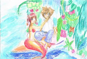 Contest: KH - Under the Sea by Quistounette