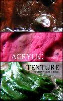 Acrylic Texture Package by The-strawberry-tree