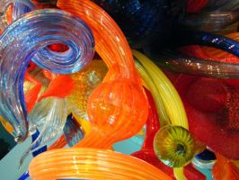 Blown glass by BulletOfBlood