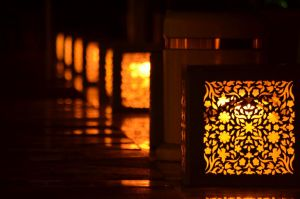 Resting Lamps by Shaqzz