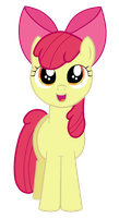 Apple Bloom by CatIron