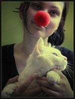 Red Nose Friends by temabina