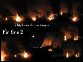 Fir fire 2 by Mithgariel-stock