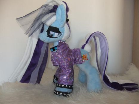 MLP PLUSH COUNTESS COLORATURA by Masha05