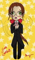 Chibi Grell II Red Butler by Meiyosama