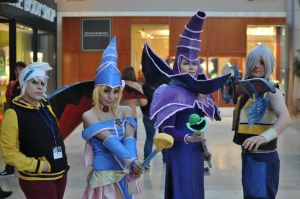 Hanging At Anime Boston 2012 by BrokenAlchemist9