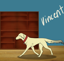 Vincent [Official Ref] by Alcemistnv