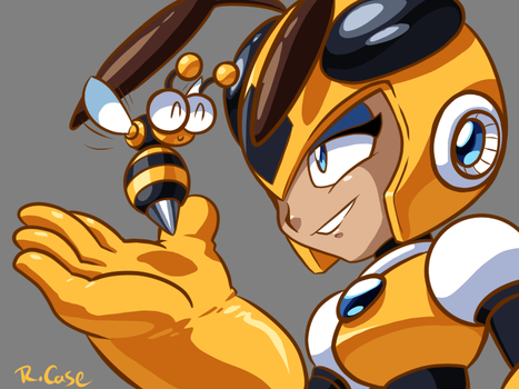 HoneyWoman by rongs1234