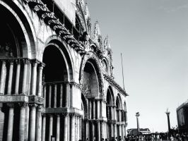 basilica di san marco. by Freecaster