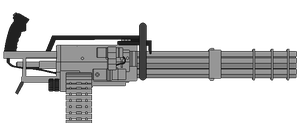 GE XM 214 Microgun MP by DaltTT
