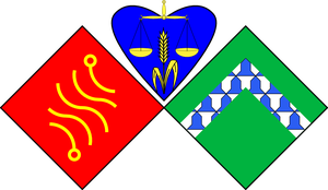 Coats of arms of my former girlfriends by hosmich